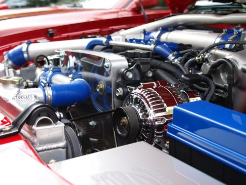 Engine Automotive Royalite ABS