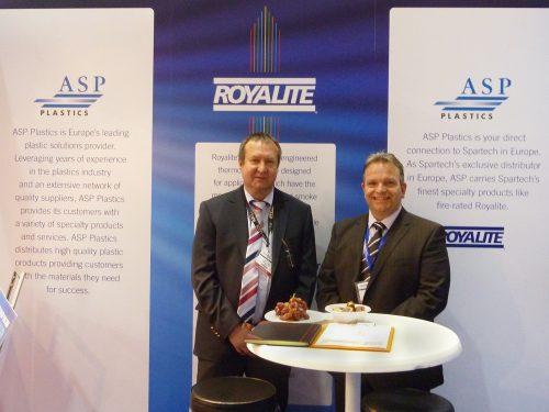 Royalite ASP Spartech